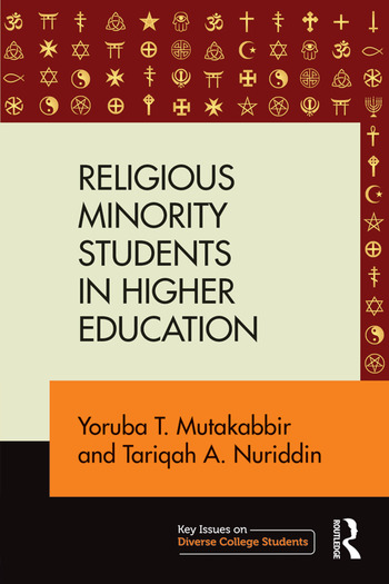 Religious Minority Students in Higher Education book cover