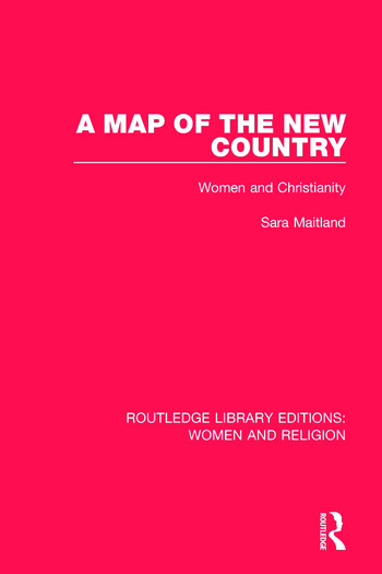 A Map of the New Country Women and Christianity book cover