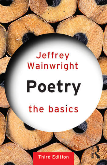 Poetry: The Basics book cover