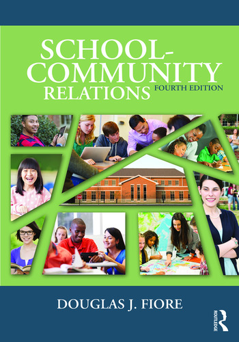 School-Community Relations book cover
