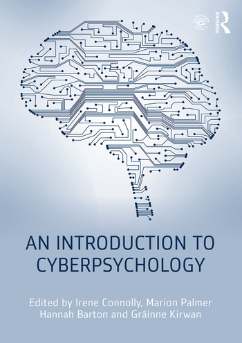 An Introduction to Cyberpsychology book cover