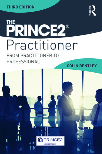 The PRINCE2 Practitioner From Practitioner to Professional book cover
