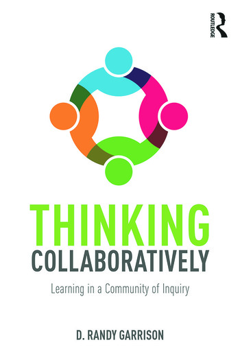 Thinking Collaboratively Learning in a Community of Inquiry book cover