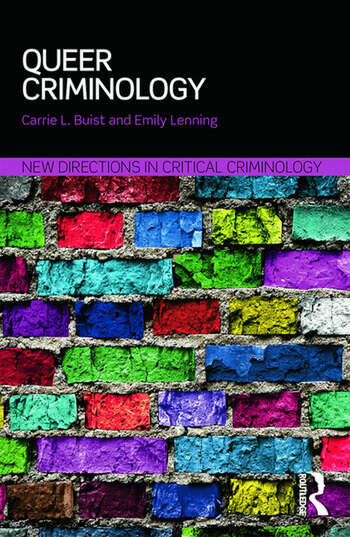 Queer Criminology book cover