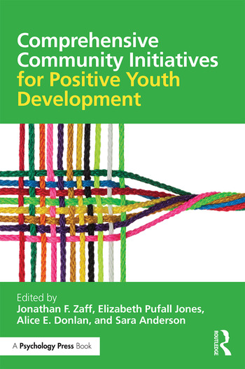Comprehensive Community Initiatives for Positive Youth Development book cover