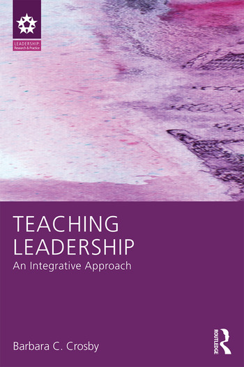 Teaching Leadership An Integrative Approach book cover