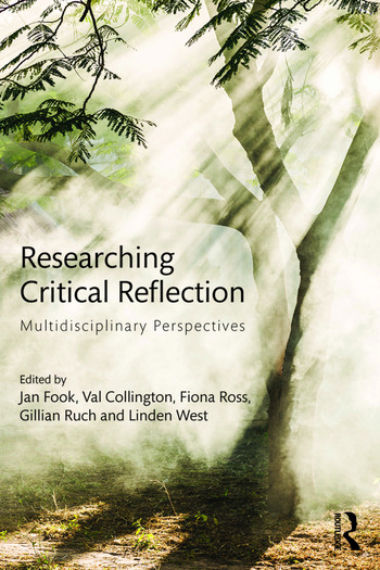 Researching Critical Reflection Multidisciplinary Perspectives book cover