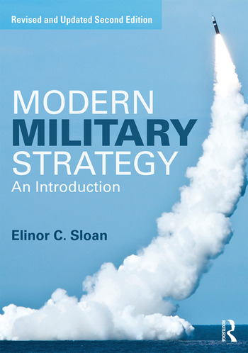 Modern Military Strategy An Introduction book cover