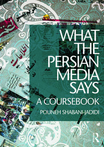 What the Persian Media says A Coursebook book cover