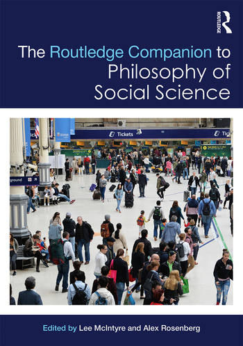 The Routledge Companion to Philosophy of Social Science book cover