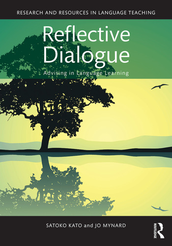 Reflective Dialogue Advising in Language Learning book cover