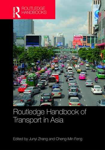 Routledge Handbook of Transport in Asia book cover