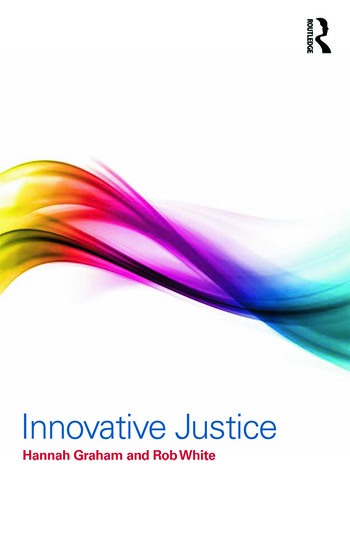 Innovative Justice book cover