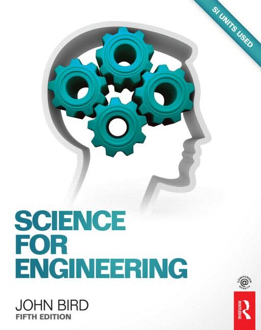 Science for Engineering, 5th ed book cover