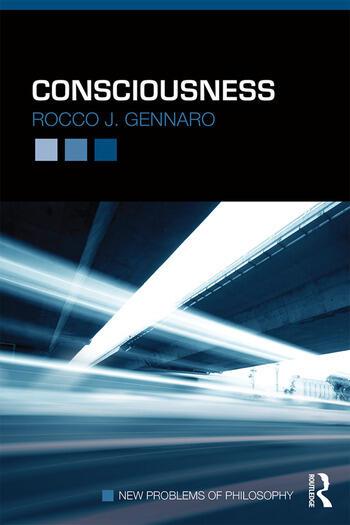Consciousness book cover