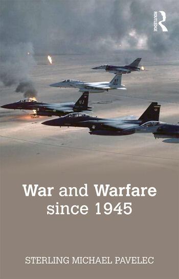 War and Warfare since 1945 book cover