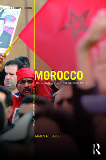 Morocco Challenges to tradition and modernity book cover