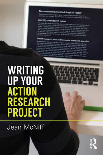 Writing Up Your Action Research Project book cover