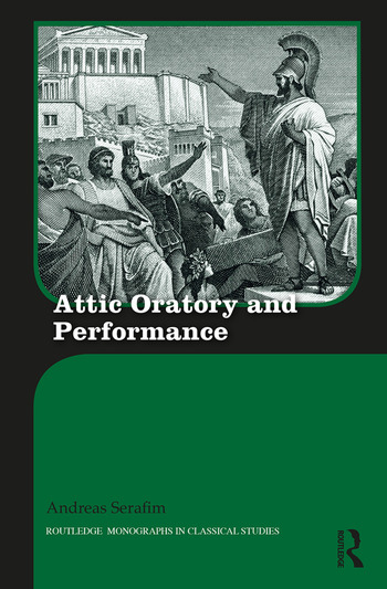 Attic Oratory and Performance book cover