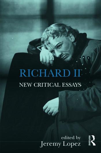 Richard II New Critical Essays book cover