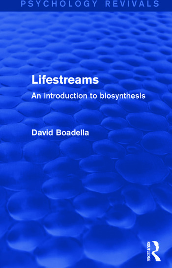 Lifestreams An Introduction to Biosynthesis book cover