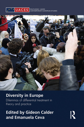 Diversity in Europe Dilemnas of differential treatment in theory and practice book cover