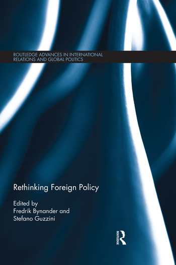 Rethinking Foreign Policy book cover