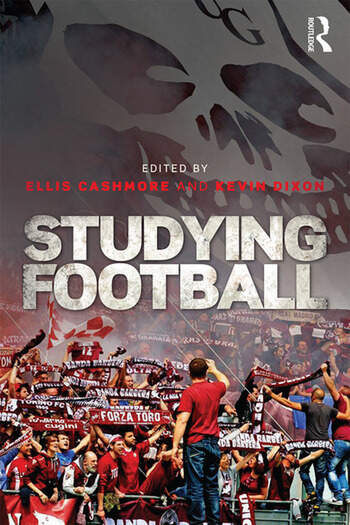 Studying Football book cover