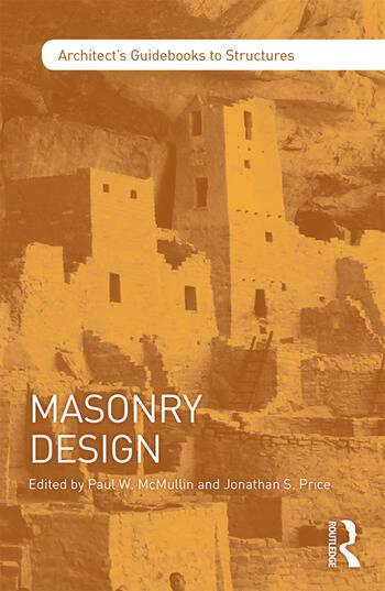 Masonry Design book cover