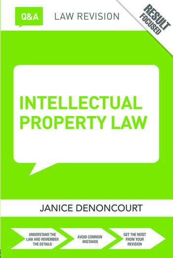 Q&A Intellectual Property Law book cover