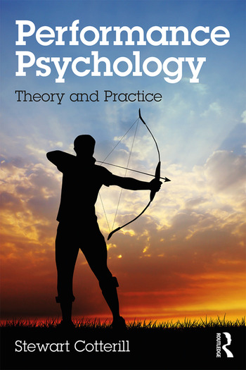 Performance Psychology Theory and Practice book cover