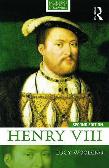 Henry VIII book cover