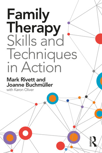 Family Therapy Skills and Techniques in Action book cover