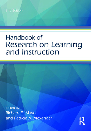 Handbook of Research on Learning and Instruction book cover