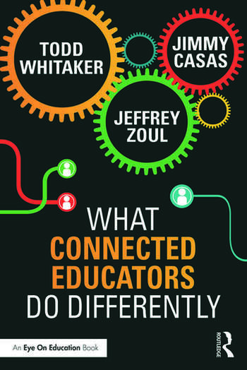 What Connected Educators Do Differently book cover
