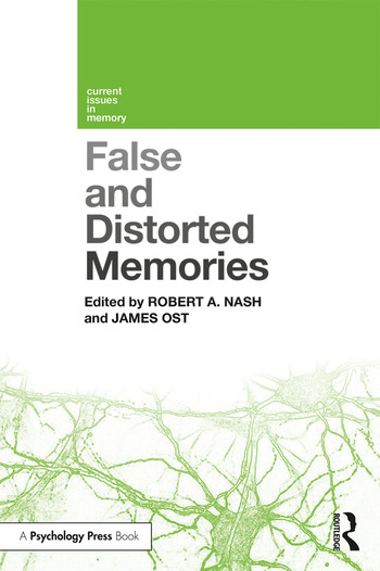 False and Distorted Memories book cover