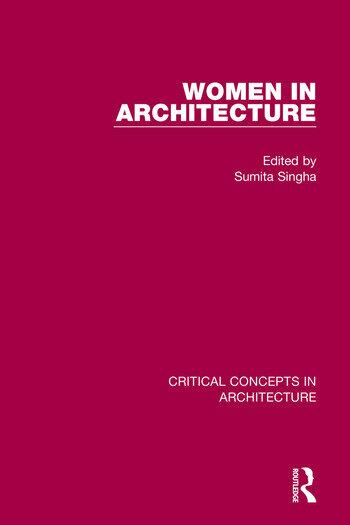 Women in Architecture book cover