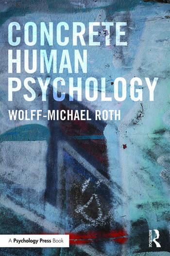 Concrete Human Psychology book cover