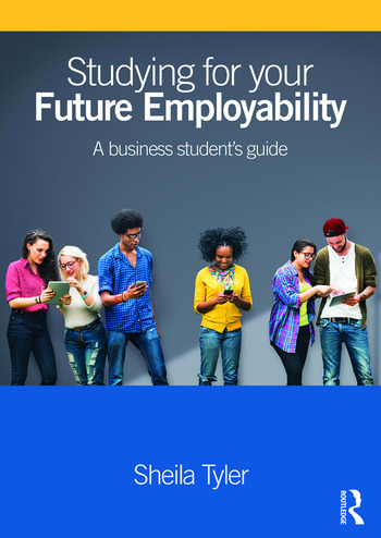 Studying for your Future Employability A business student's guide book cover