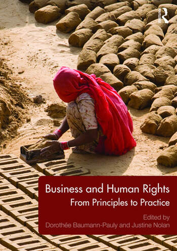 Business and Human Rights From Principles to Practice book cover