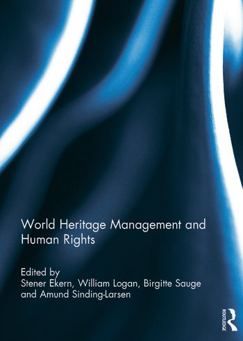 World Heritage Management and Human Rights book cover