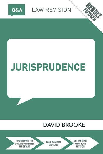Q&A Jurisprudence book cover