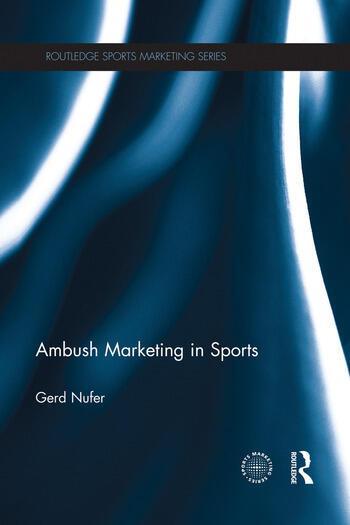 Ambush Marketing in Sports book cover