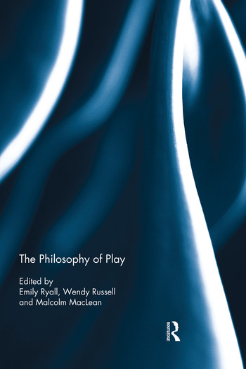 The Philosophy of Play book cover
