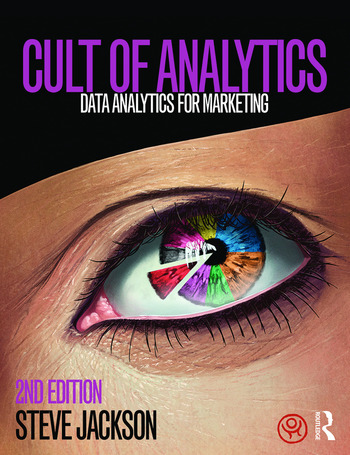 Cult of Analytics Data analytics for marketing book cover