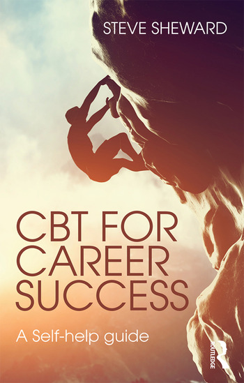 CBT for Career Success A Self-Help Guide book cover