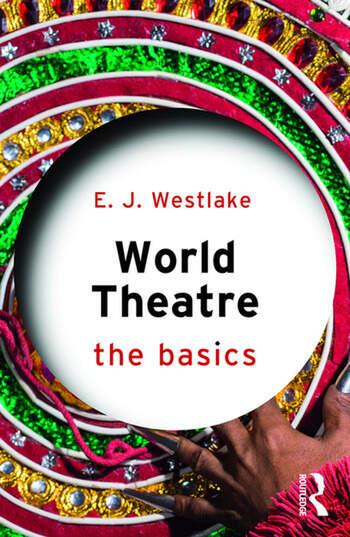 World Theatre The Basics book cover