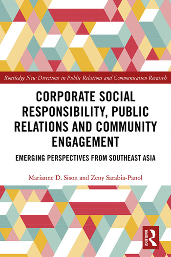 Corporate Social Responsibility, Public Relations and Community Engagement Emerging Perspectives from South East Asia book cover