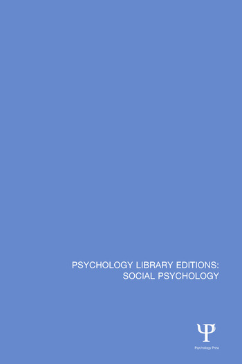 Relations and Representations An Introduction to the Philosophy of Social Psychological Science book cover