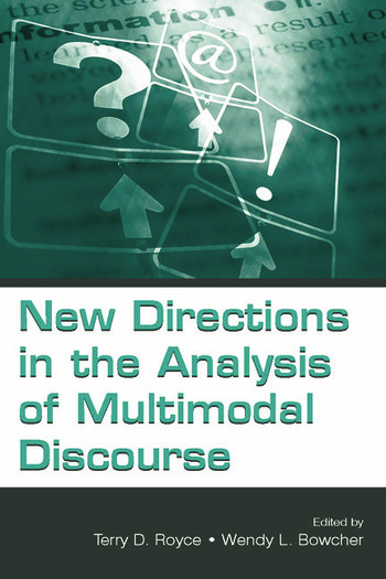 New Directions in the Analysis of Multimodal Discourse book cover